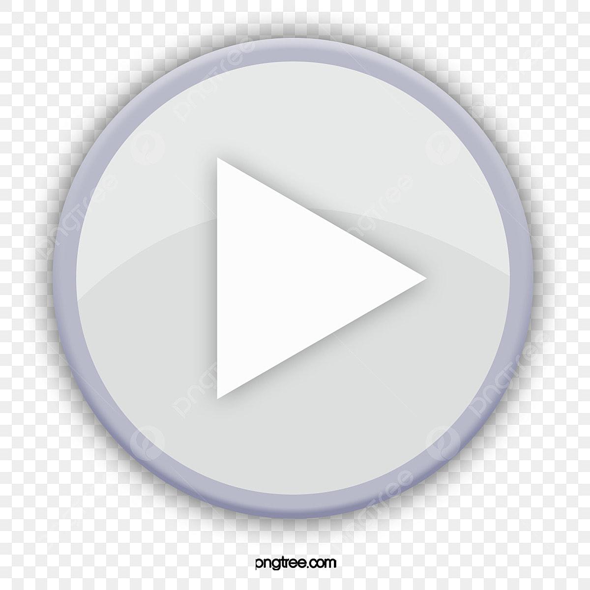 再生ボタン 灰色 ビデオ再生 ボタン画像とpsd素材ファイルの無料ダウンロード Pngtree