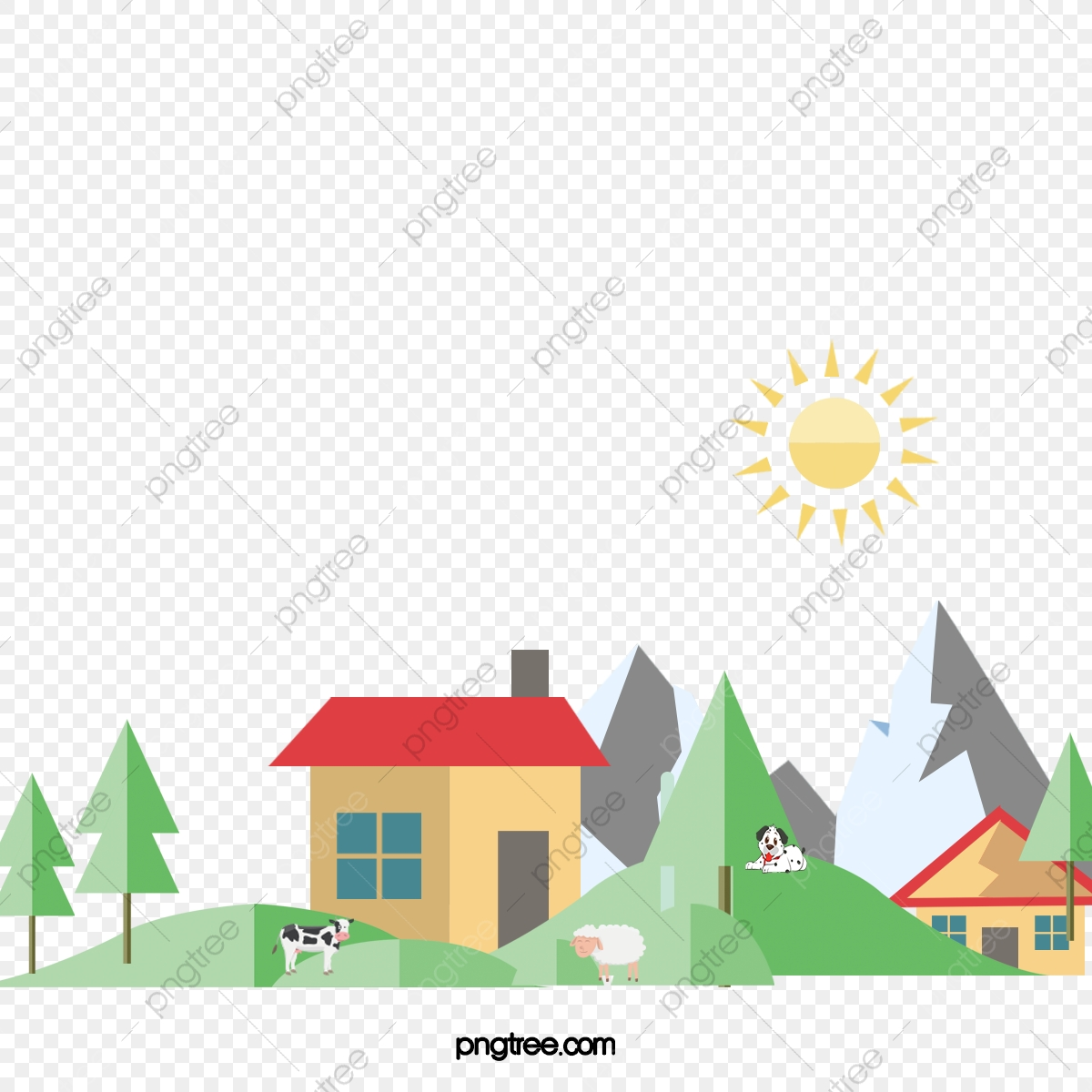 house vector png free house logo apartment house house things vector images pngtree https pngtree com freepng png village house vector material 2121667 html