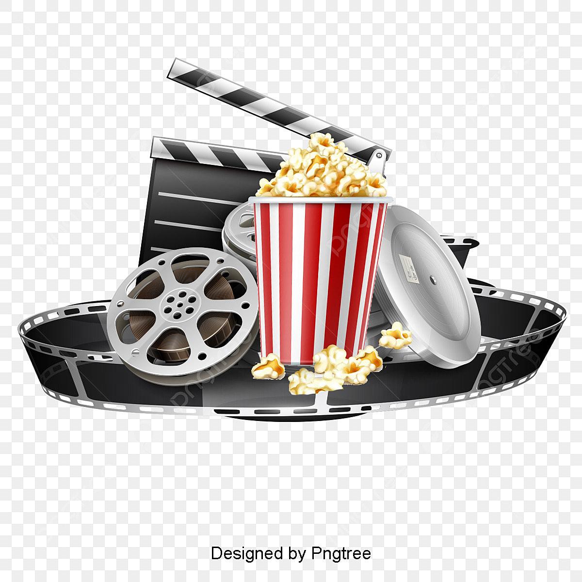попкорн фильм попкорн кино фильм Png и Psd файл для