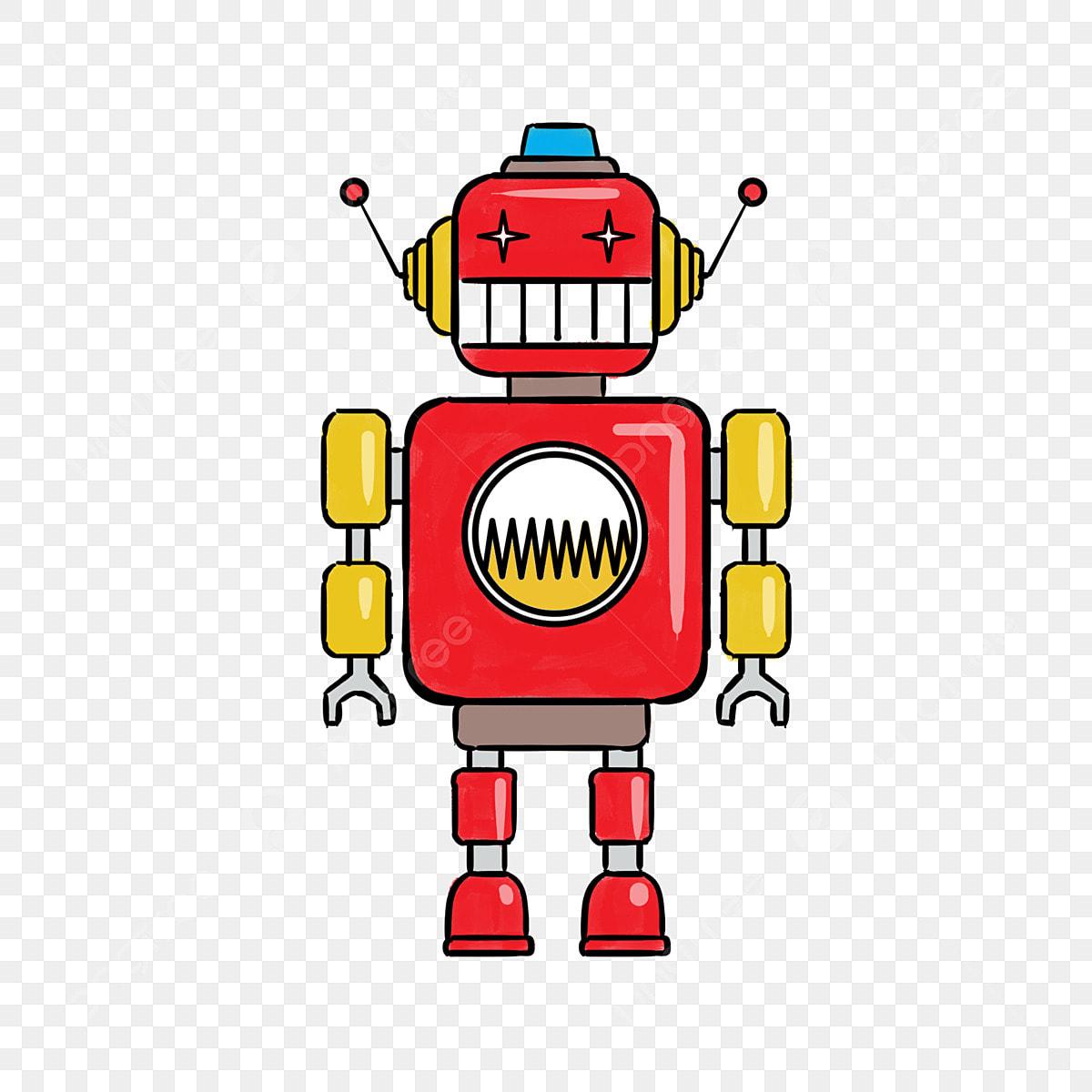 O Robo Modelos De Robos Inteligente Robo O Robo Dos Desenhos