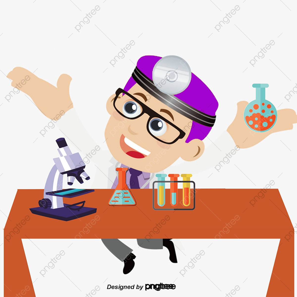 scientist vector png vector psd and clipart with transparent background for free download pngtree https pngtree com freepng scientific experiment scientist 2931570 html