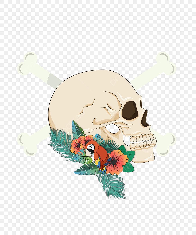 Skull Tattoos Skull Clipart Skull Tattoo Png Transparent Image