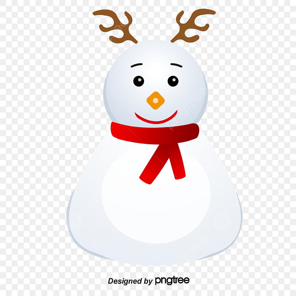 كرتون رجل الثلج