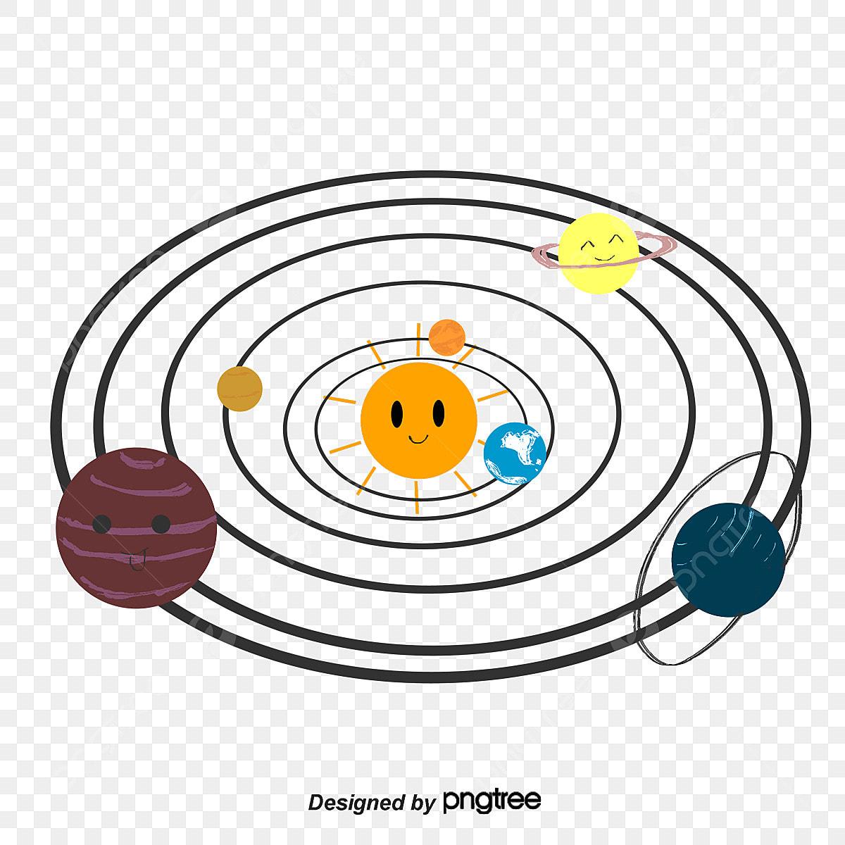 syst u00e8me solaire de dessin vectoriel de dessin vectoriel syst u00e8me solaire de dessin vectoriel png