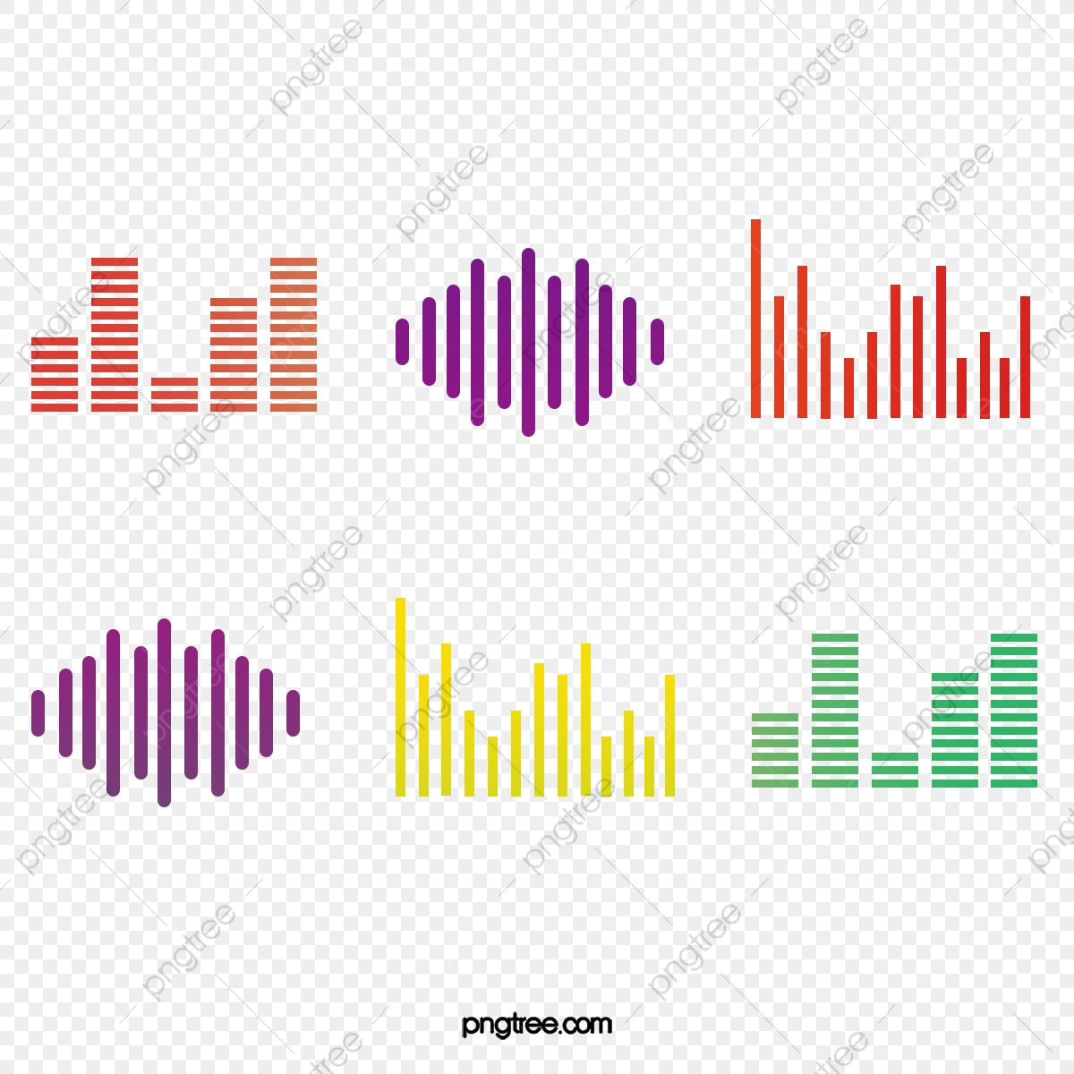 Sound Frequency Vector Illustration, Sound Frequency, Frequency