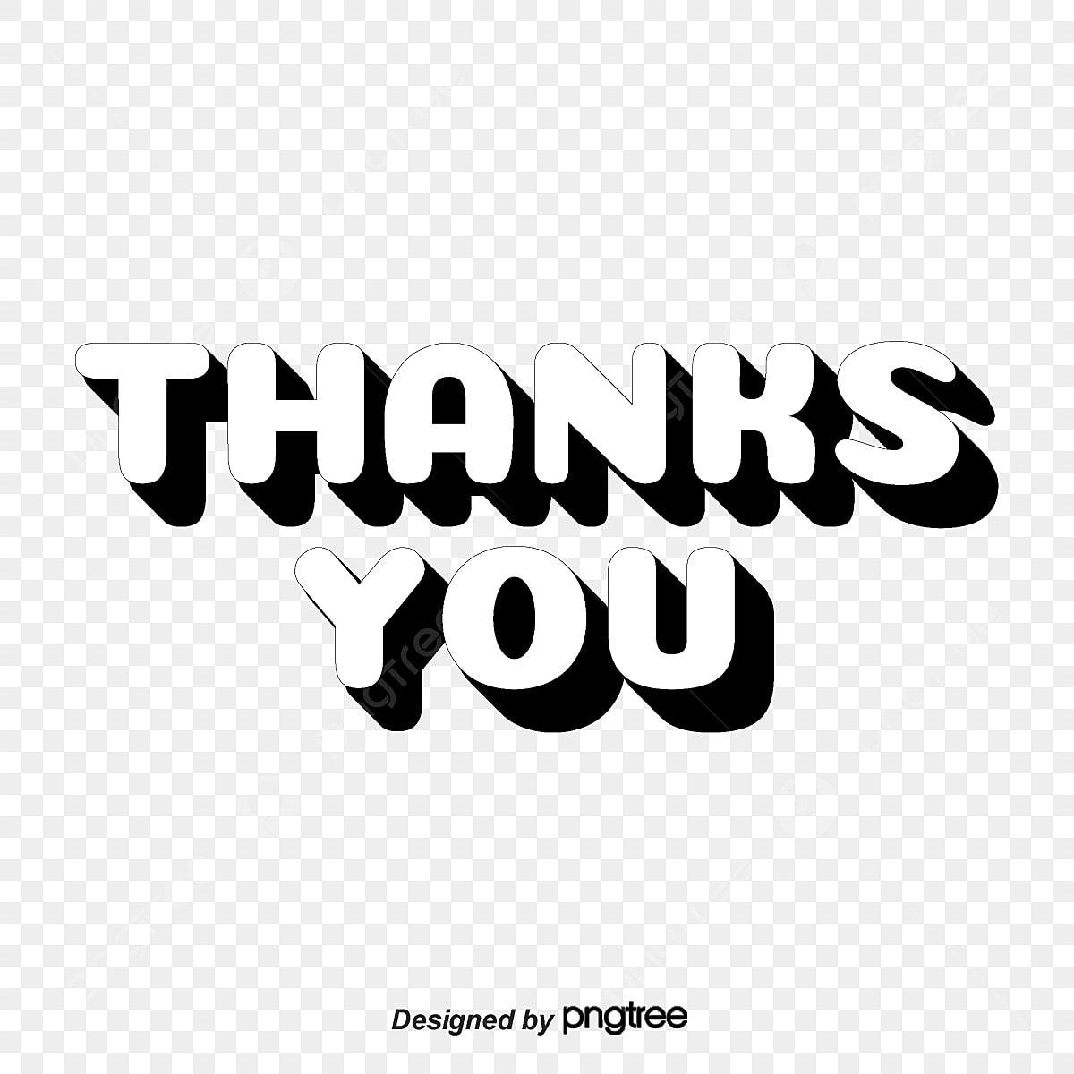 en anglais merci en mati u00e8re de vecteur merci en anglais fontwork png et vecteur pour