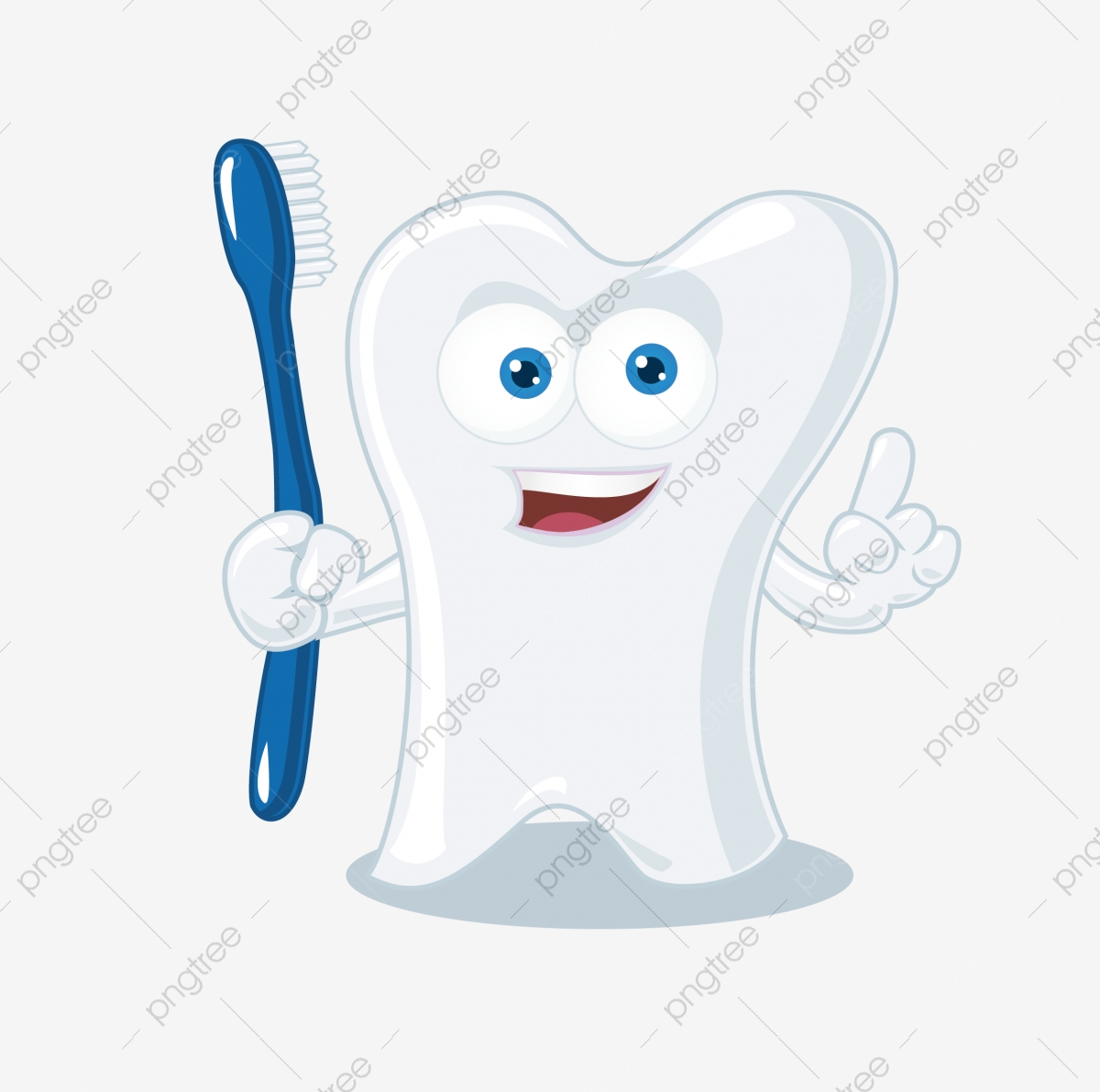 Tooth Fairy Tooth Clipart Long Hair Magic Png And Vector With Transparent Background For Free Download