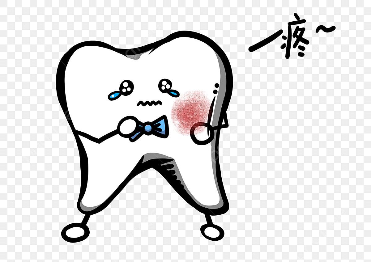 860+ Gambar Kartun Orang Sakit Gigi Terbaru