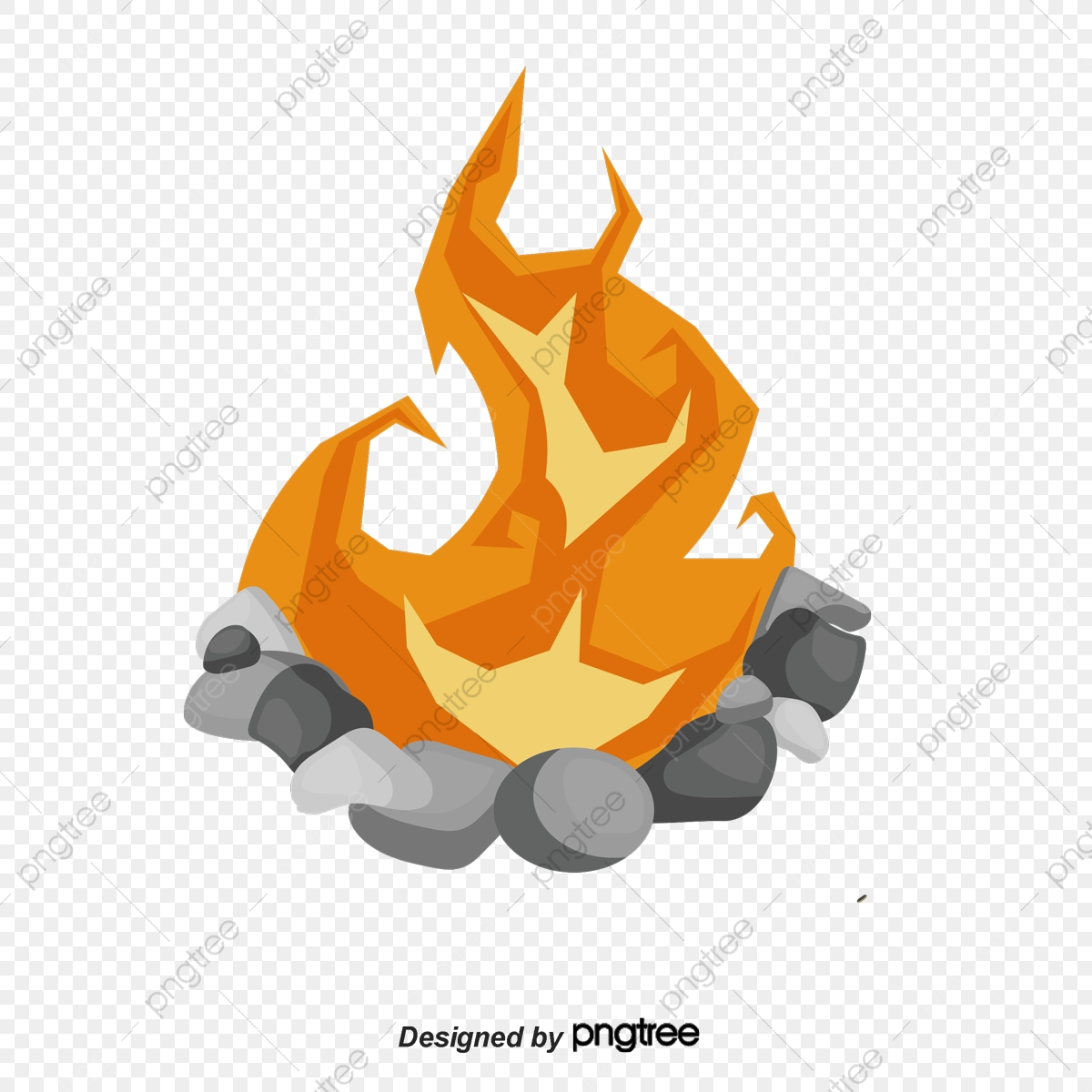Vector Camping Bonfire, Boy, Girl, Boy Scout PNG and Vector