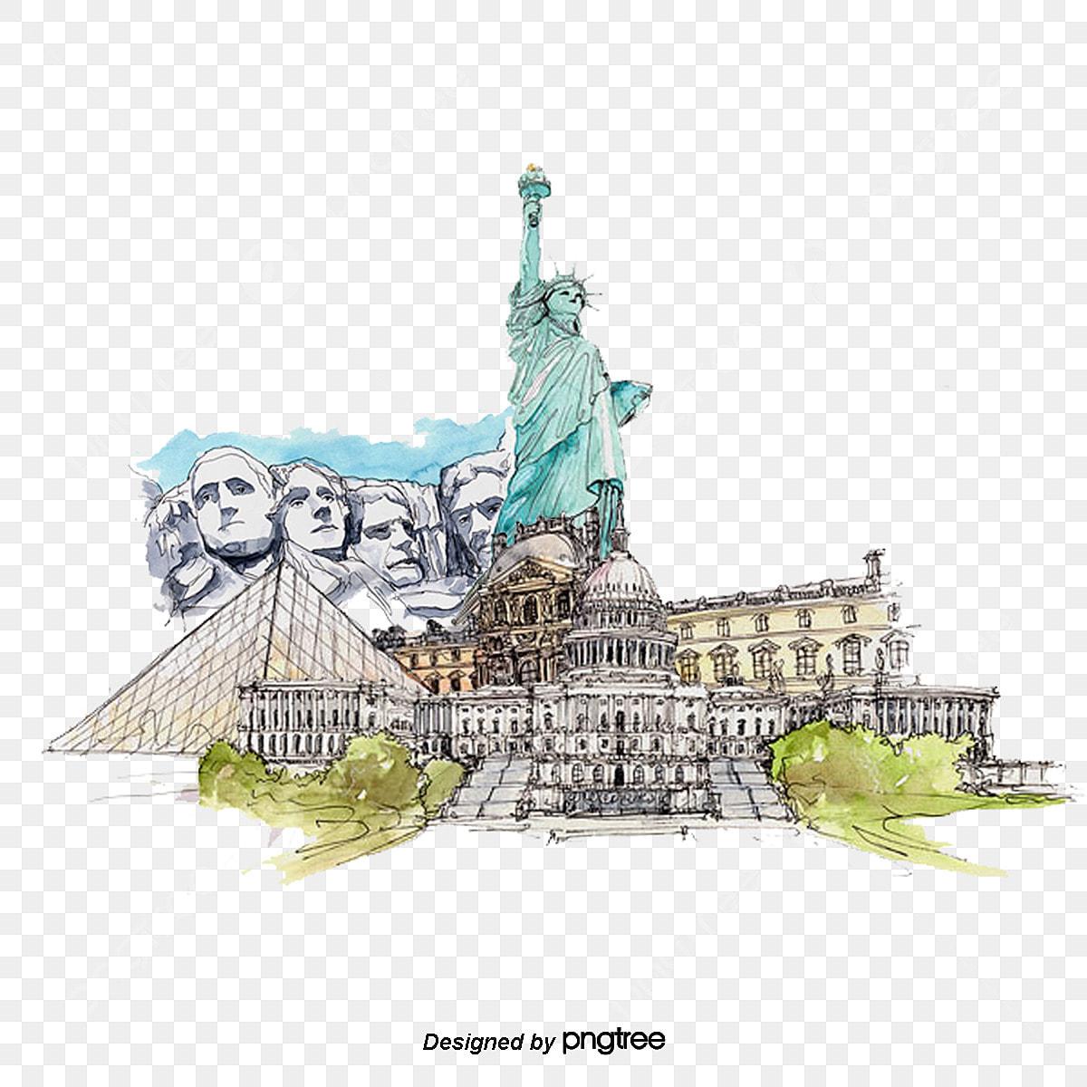 Vector set of Chicago' famous landmarks. Flat style designed historic Stock  Vector Image & Art - Alamy