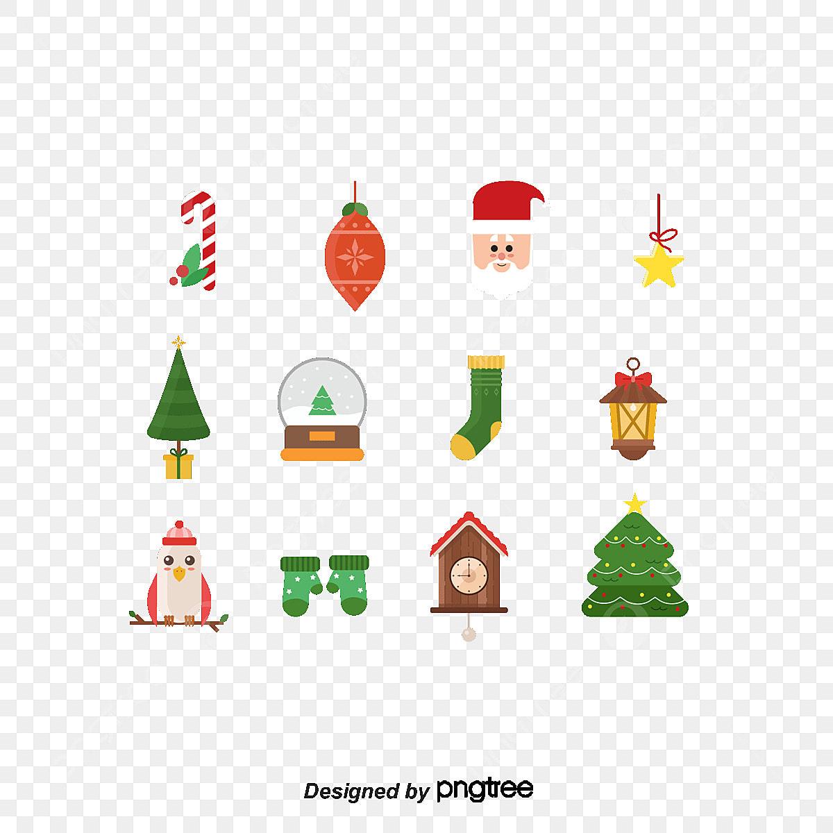 Christmas Icon Png.Vector Christmas Icon Flat Icon Christmas Sock Png And