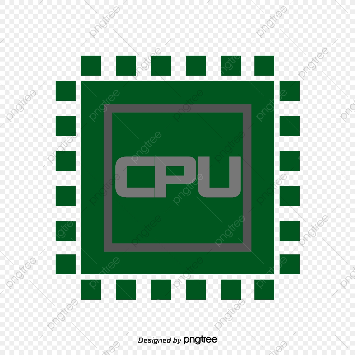 vector cpu brown cpu vector png transparent clipart image and psd file for free download https pngtree com freepng vector cpu 2114064 html
