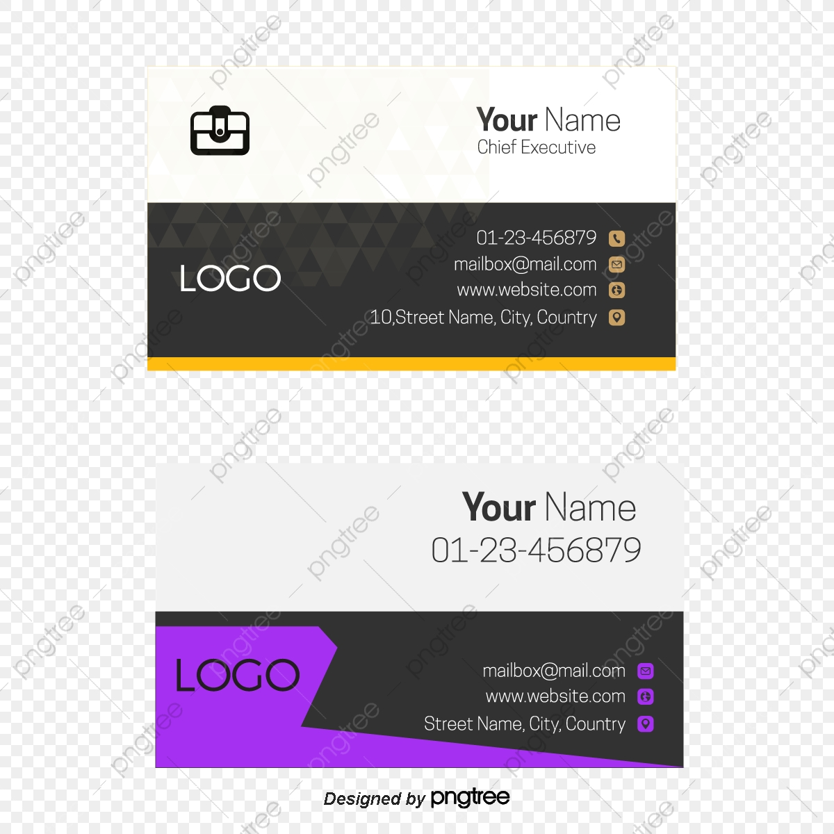 Vector Creative Business Card Design Fashion Business Cards Vector Business Card Personalized Business Cards Png And Vector With Transparent Background For Free Download