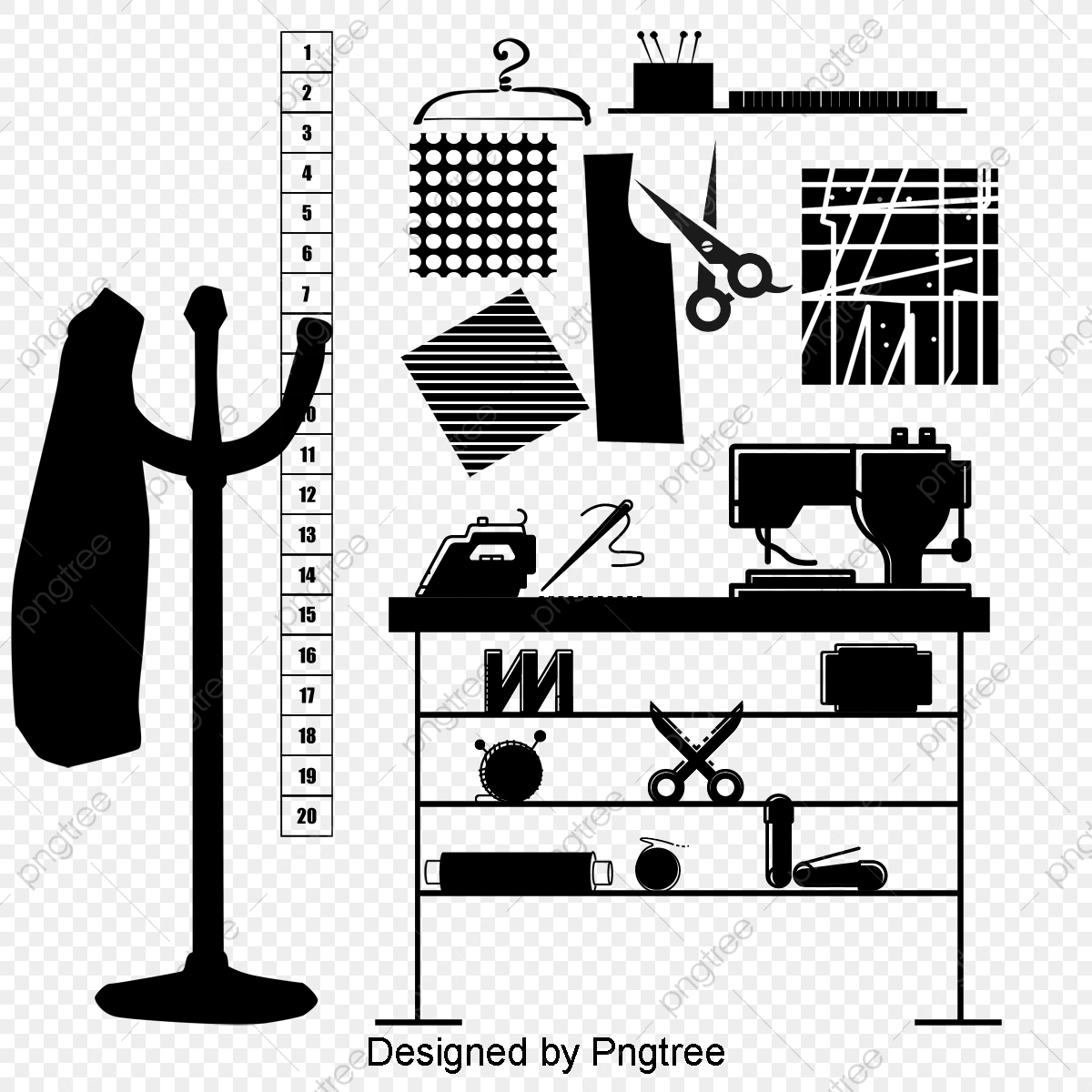 Vector Fashion Design Studio Fashion Vector Fashion Design Studio Png Transparent Clipart Image And Psd File For Free Download