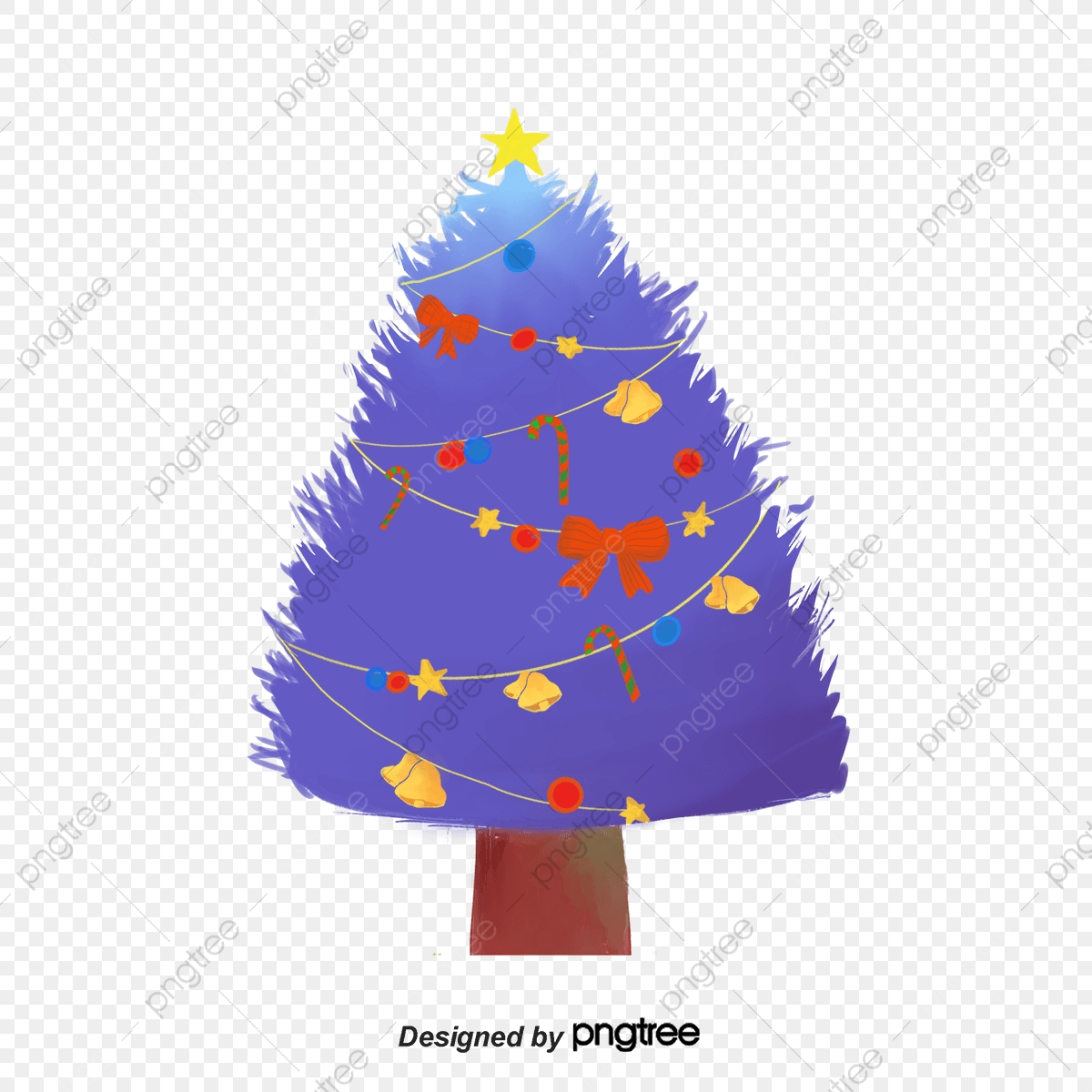 Vector Gold Christmas Tree Gold Vector Christmas Vector Tree