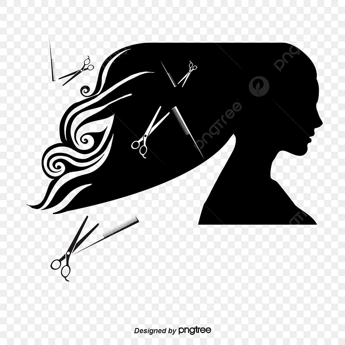 Vector A Silhueta Feminina E Tema Grafico De Vetor As Mulheres