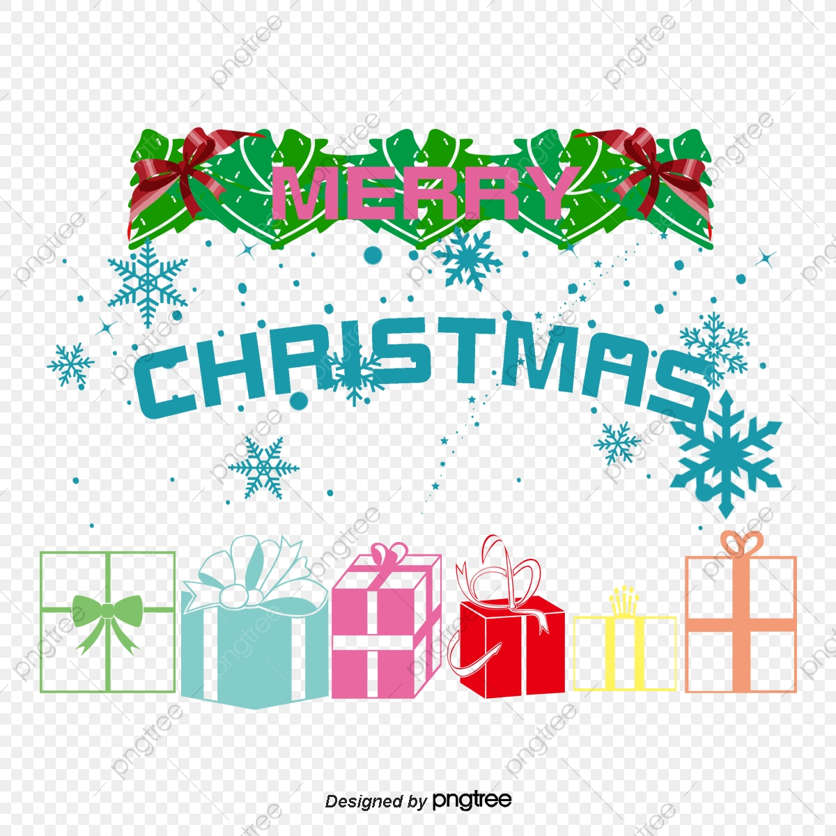 Vector Merry Christmas Gifts Christmas Vector Merry Christmas Gift Png Transparent Clipart Image And Psd File For Free Download