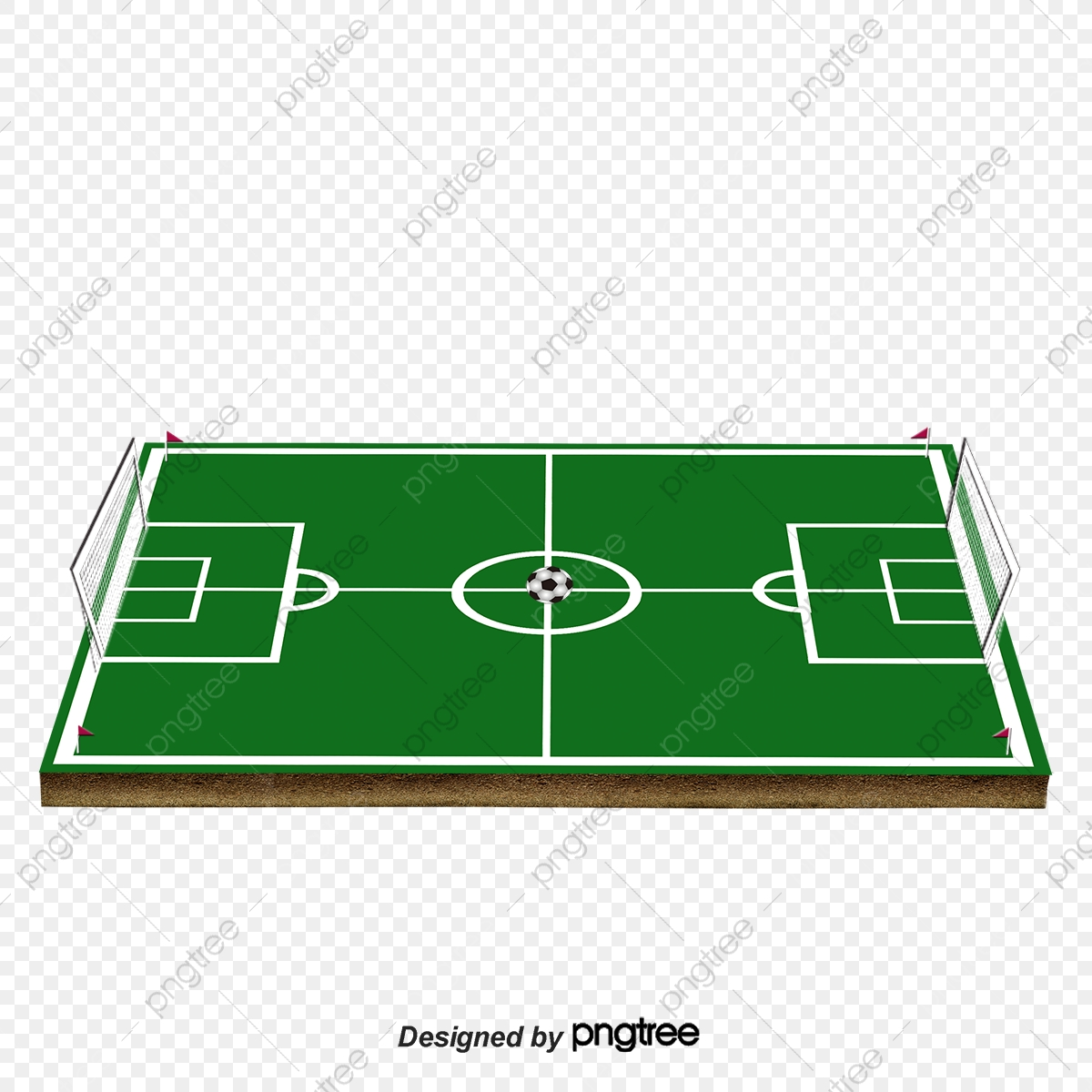 Soccer or football on grass field with green bokeh - Download Free Vectors,  Clipart Graphics & Vector Art