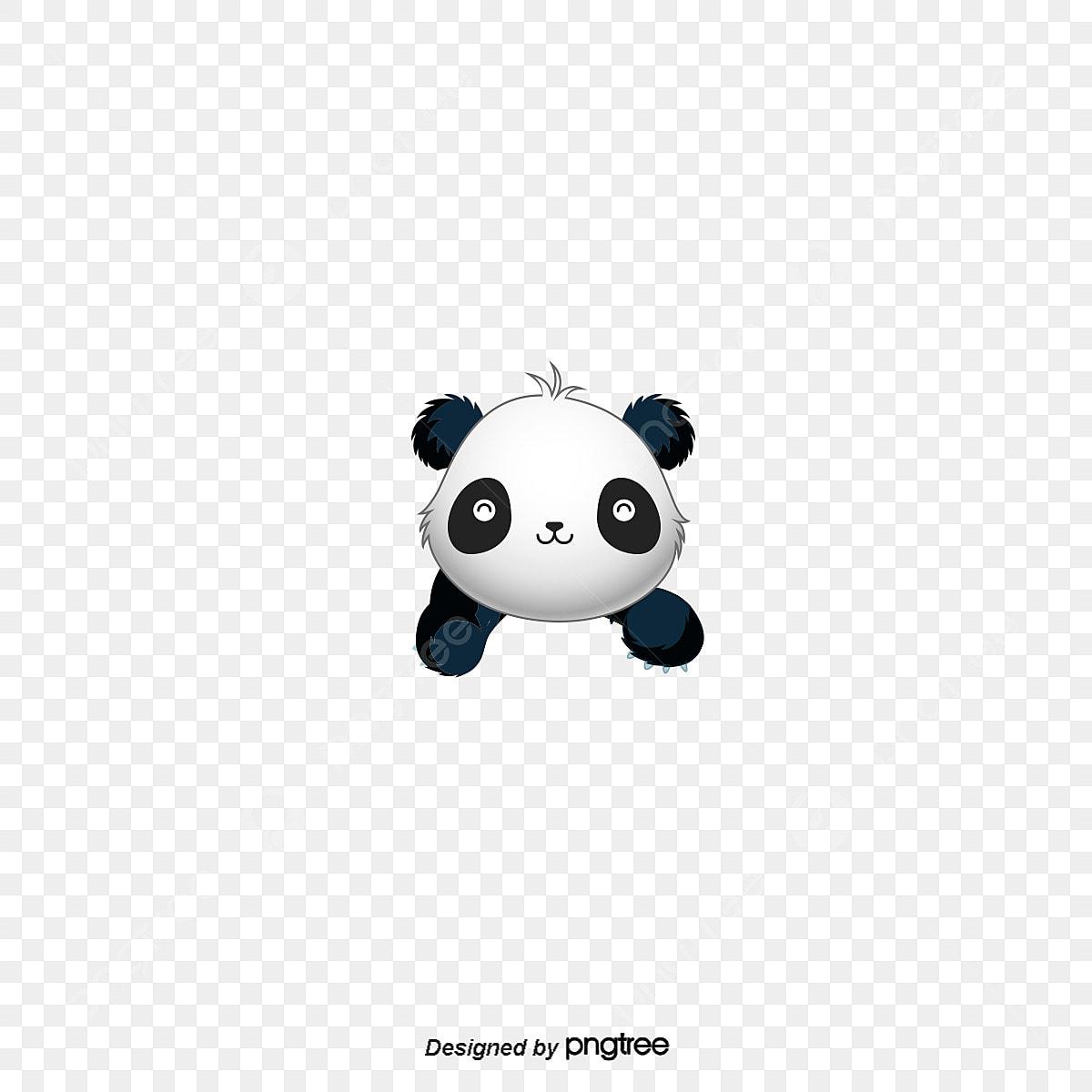 le vecteur de panda vecteur panda dessin png et vecteur