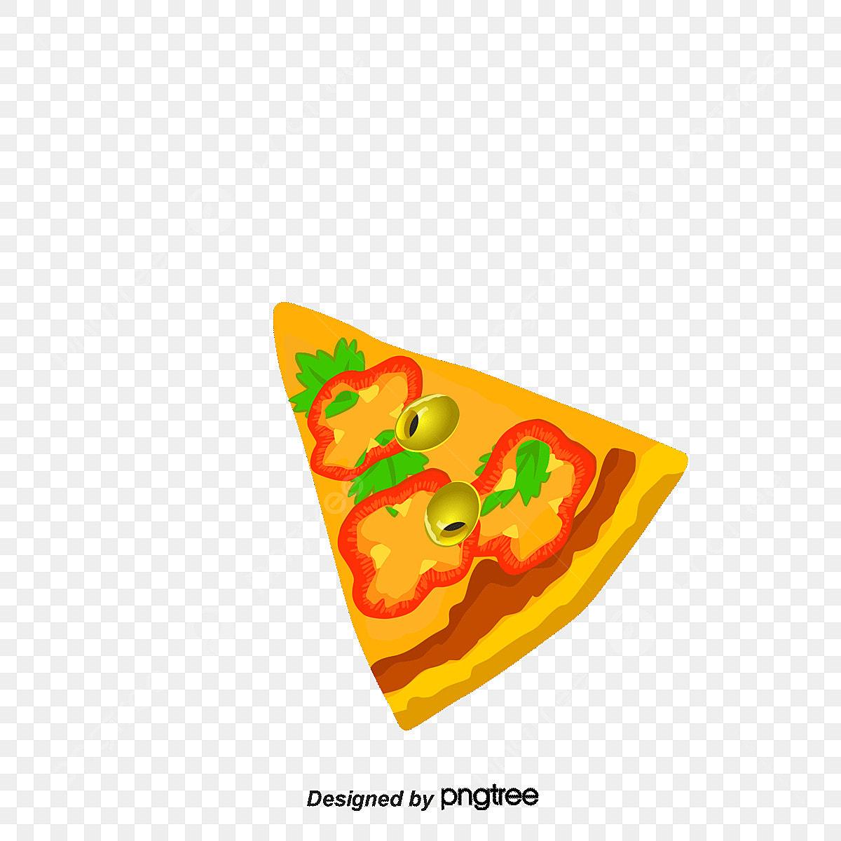 le vecteur de la pizza pizza graphique vectoriel de