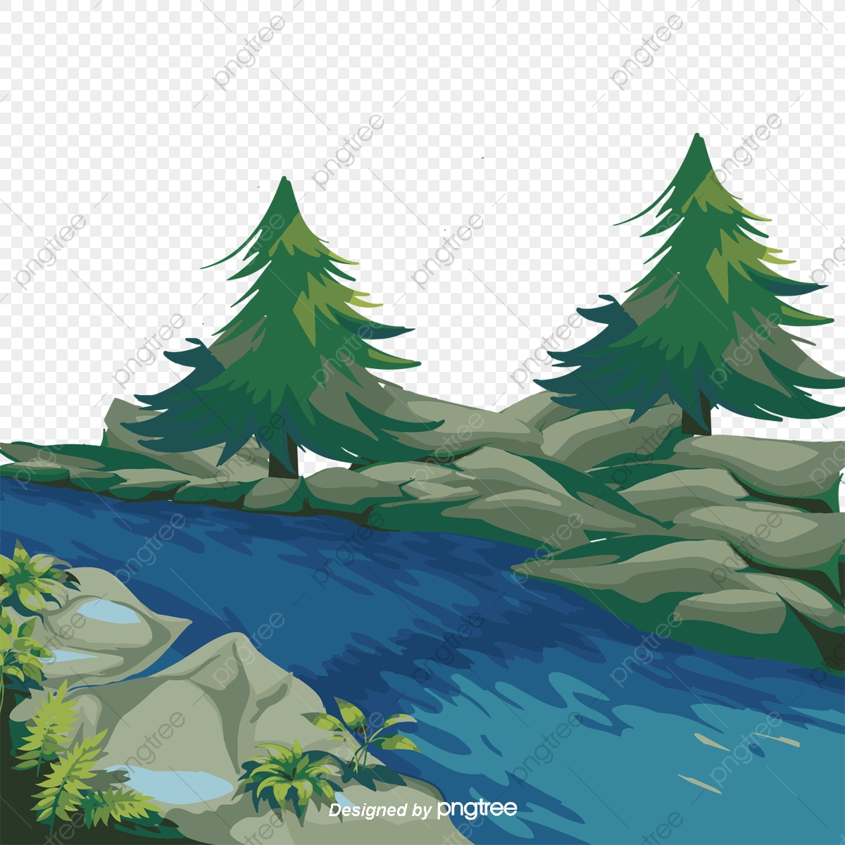 vector river river vector blue png transparent clipart image and psd file for free download https pngtree com freepng vector river 2259431 html