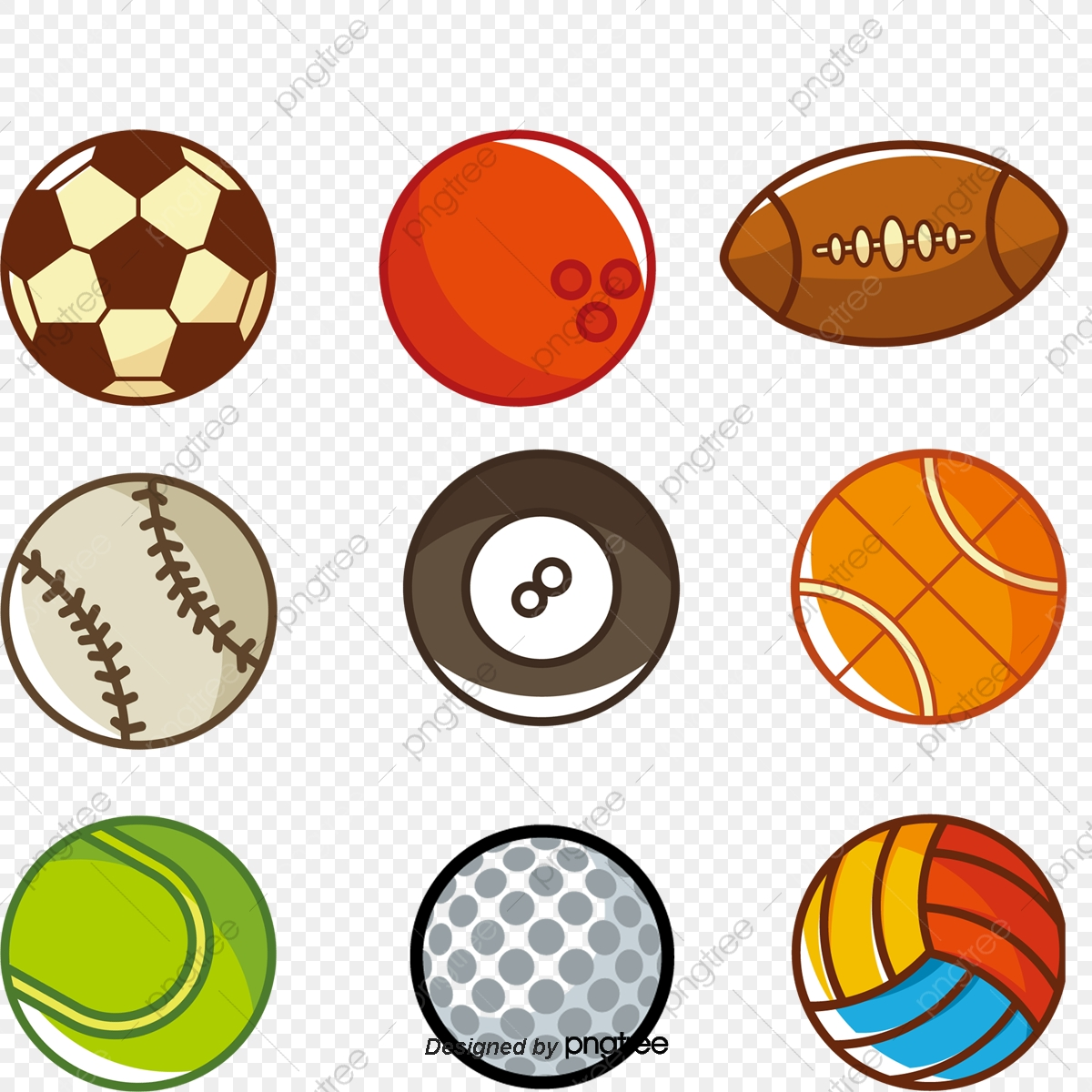 Vector Sports Ball Sports Clipart Vector Diagram Ball Png Transparent Clipart Image And Psd File For Free Download