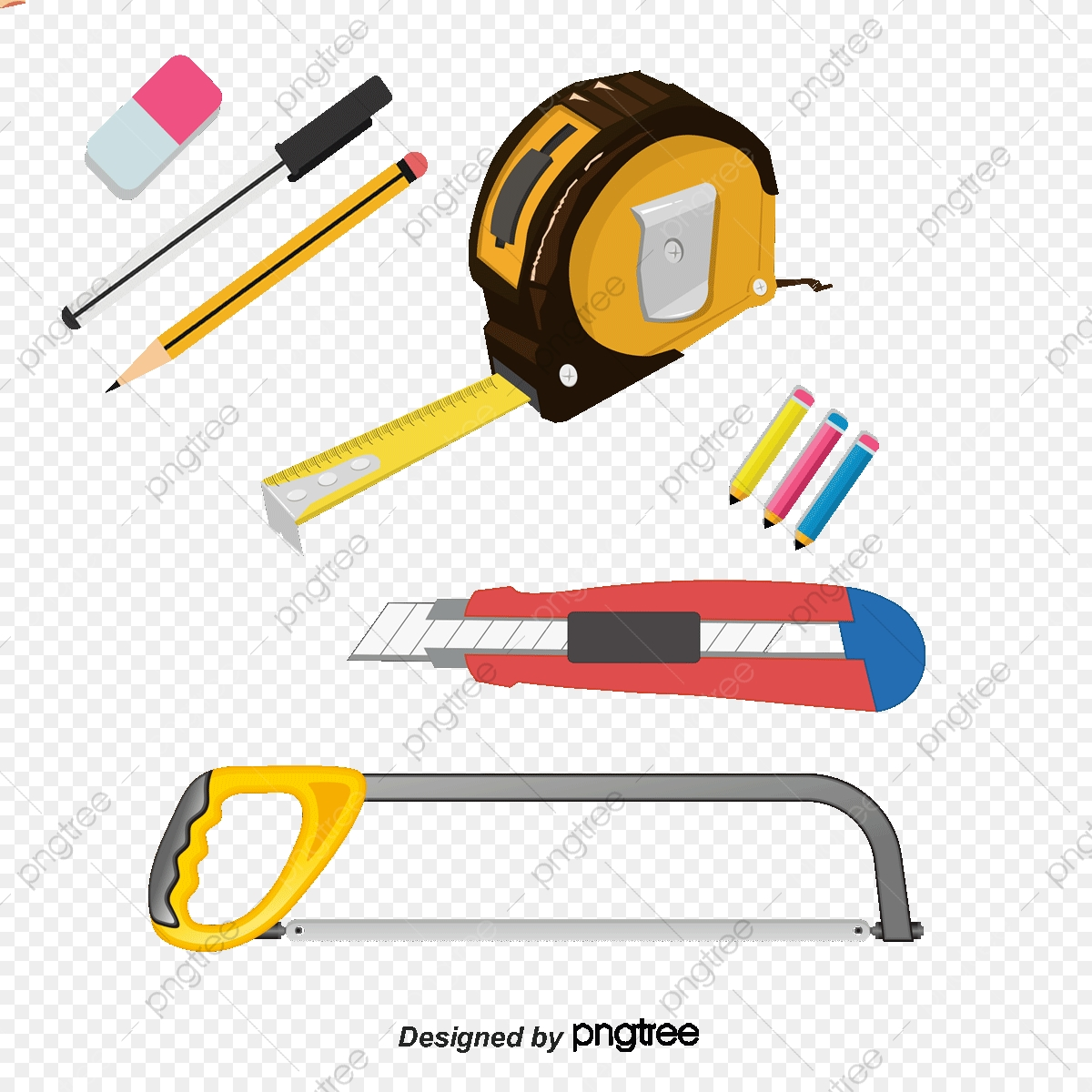 Vector Woodworking Tools Woodworking Tools Vector Ruler Png And