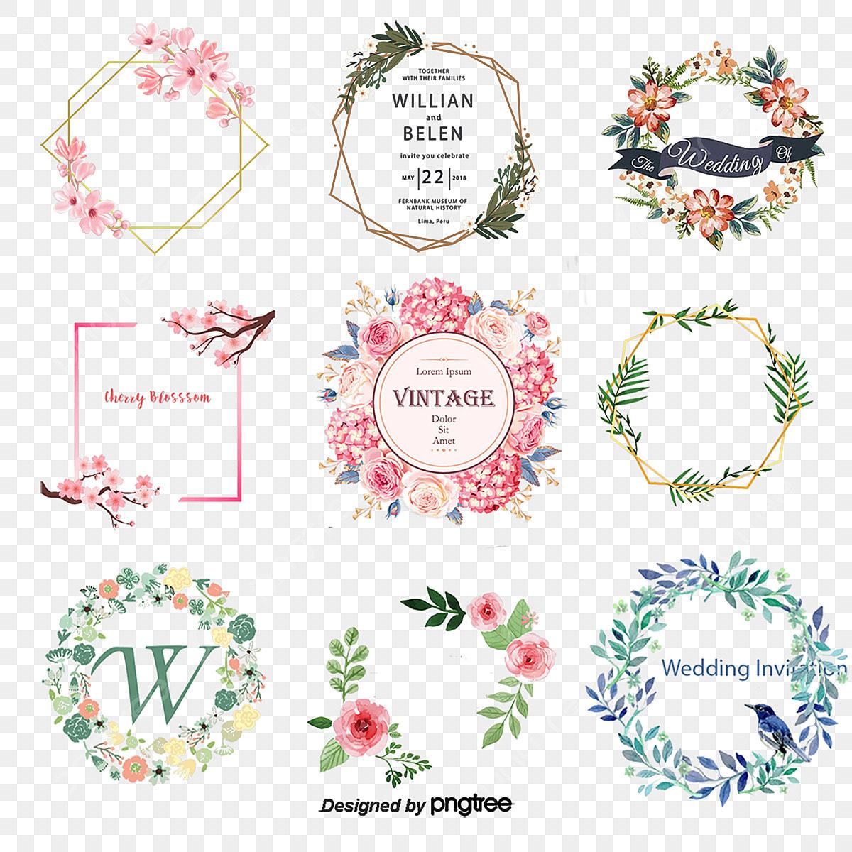 Vintage Wedding Invitations Cover Wedding Clipart Retro Invitation