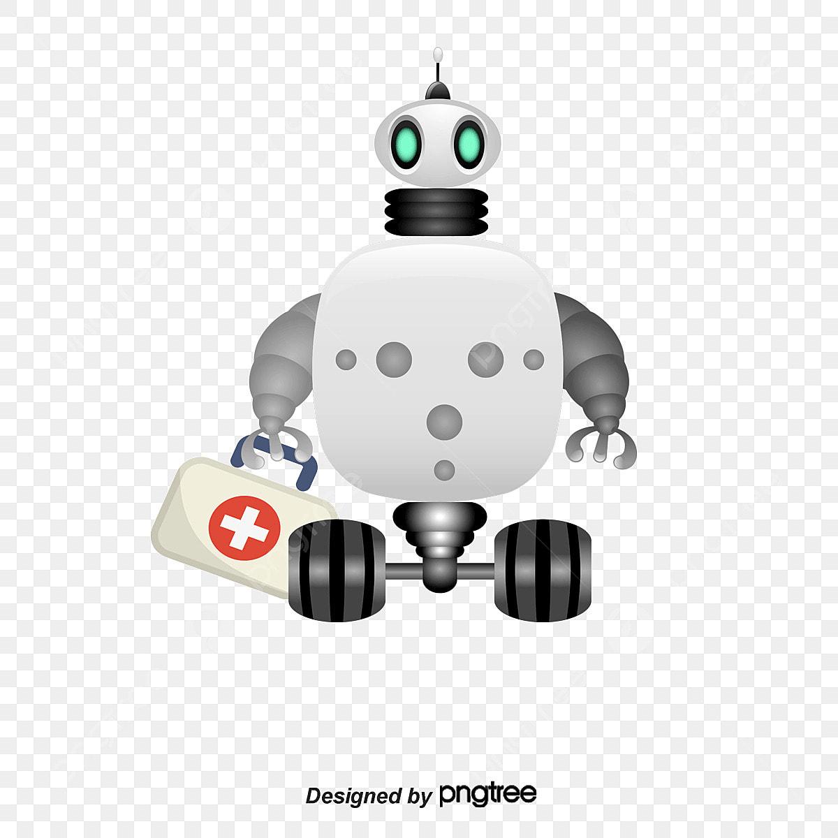 714cd5a76 الطبيب الأبيض روبوت الأطباء الروبوت مستشفى PNG وملف PSD للتحميل مجانا