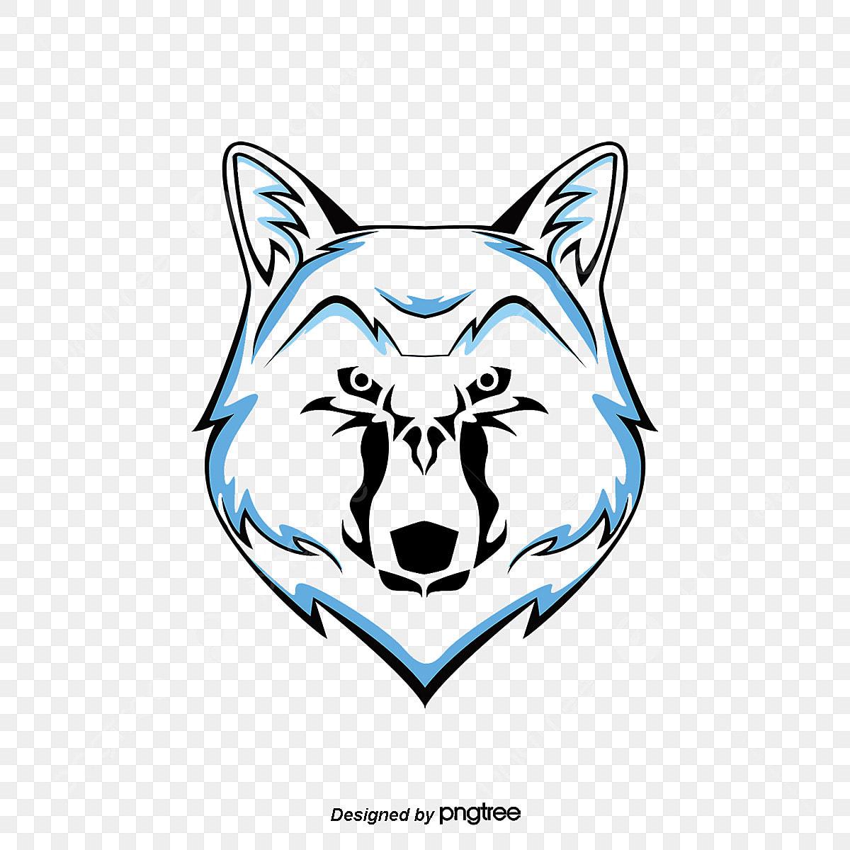الذئب, صور, الذئب, أبيض وأسود PNG وملف PSD للتحميل مجانا
