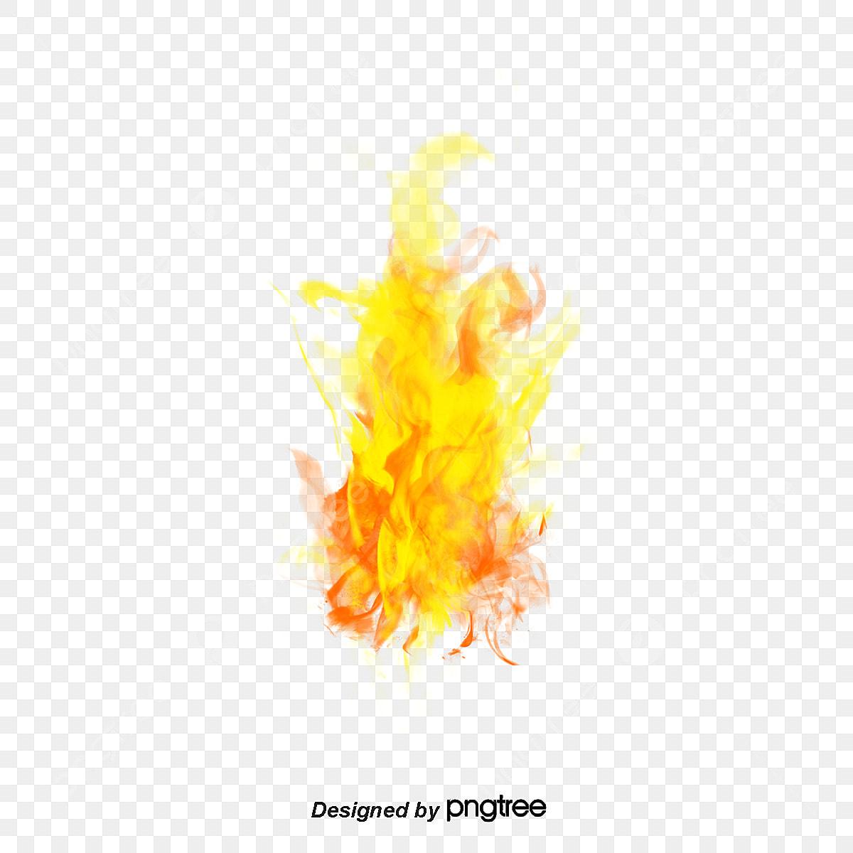 無料ダウンロードのための黄色の炎 Png画像 素材を免震 炎png画像素材