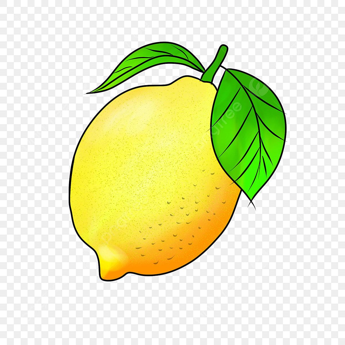 無料ダウンロードのための黄色レモンの背景 レモン 清新 レモンの切れpng