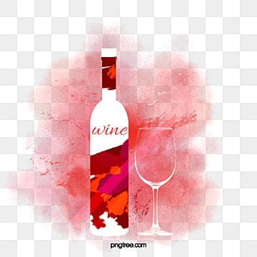 watercolor splashing red wine elements, Spatter, Pattern, Watercolor PNG and PSD