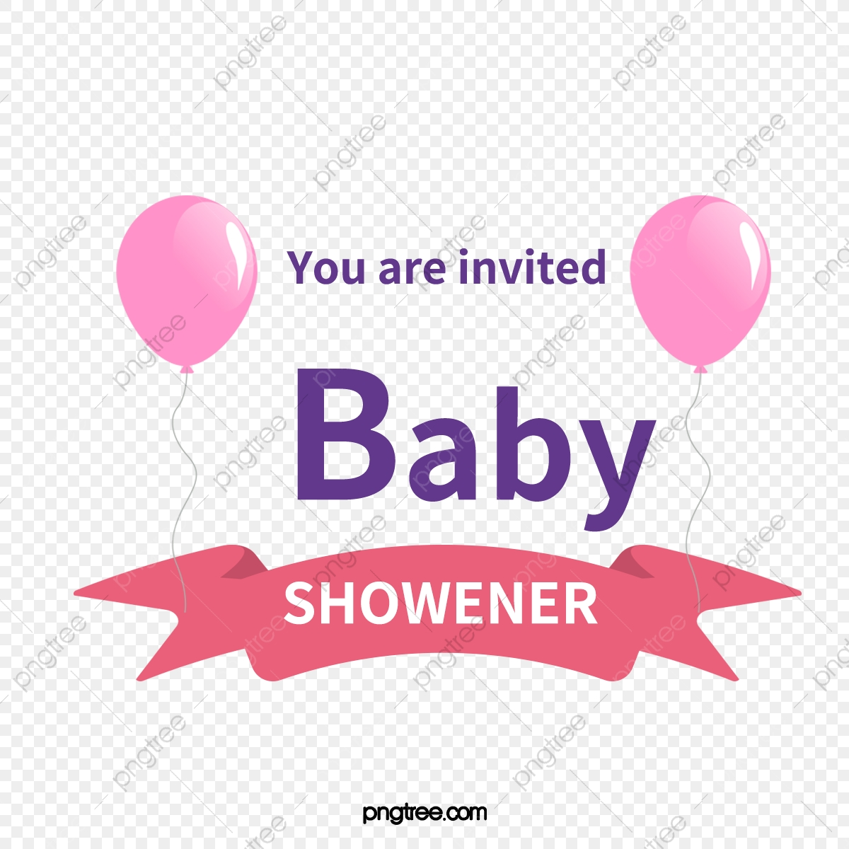 Baby Shower Png Images Vector And Psd Files Free Download On Pngtree