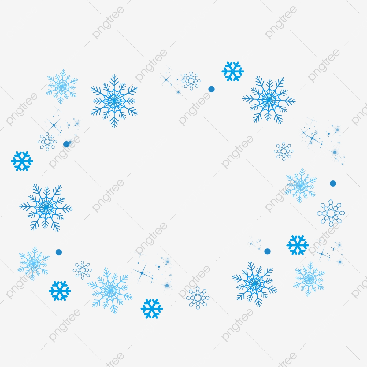 Blue Snow Background, Background Clipart, Blue, Snowflake ...
