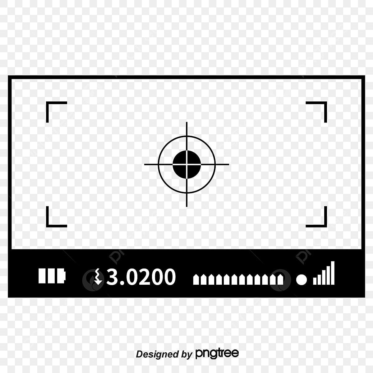 camera frame png camera view frame, camera vector, frame vector, frame