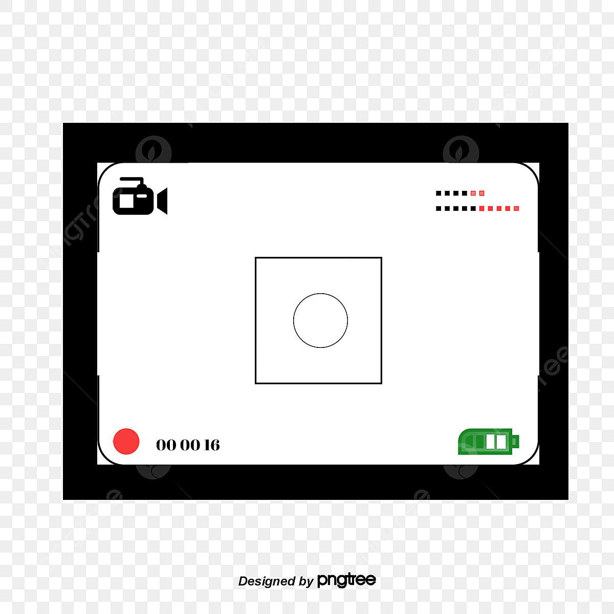 camera frame png camera view frame, camera vector, frame vector, movie camera