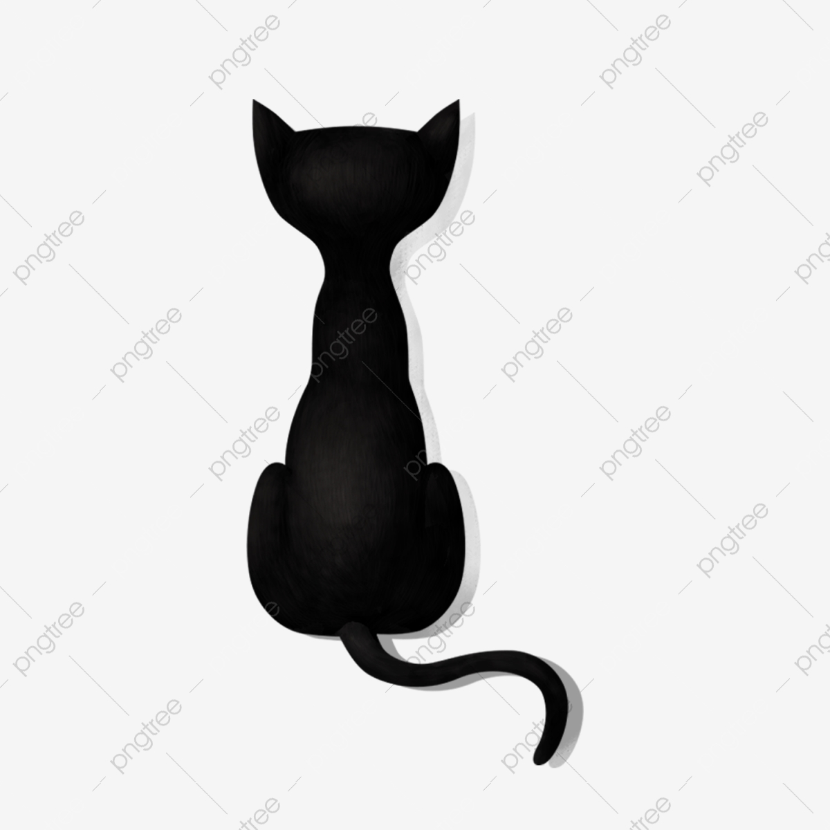 Cartoon Cat Paw Print Cartoon Clipart Cat Clipart Paw Clipart Png Transparent Clipart Image And Psd File For Free Download