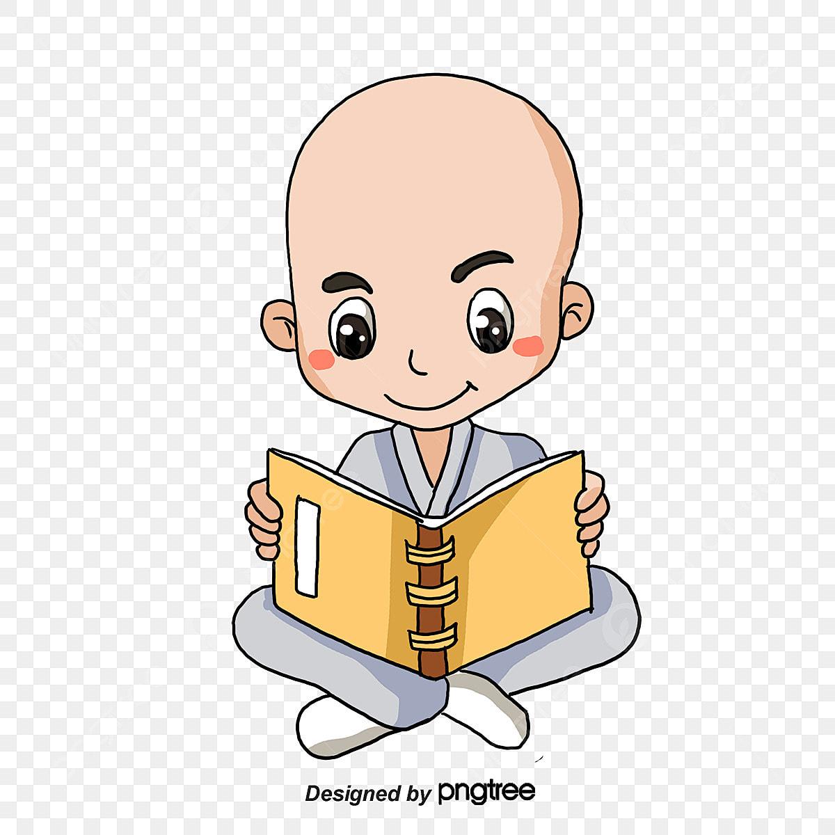 O Jovem Monge Desenhos Pintados A Mao O Monge Menino Pintado A