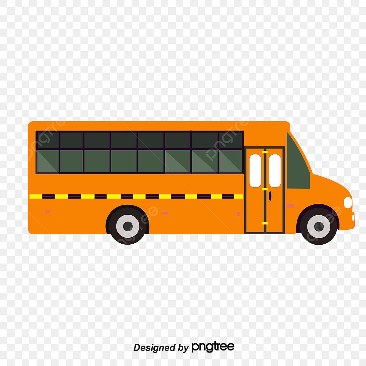 Le Bus Scolaire De Dessins Animés Dessin Le Bus Le Bus