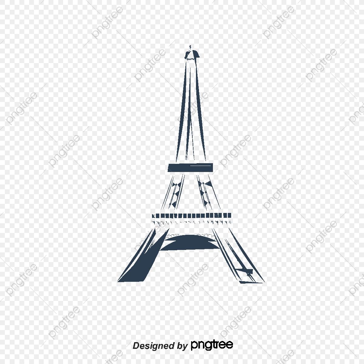 80  Gambar Menara Eiffel Kartun Lucu Terlihat Cantik