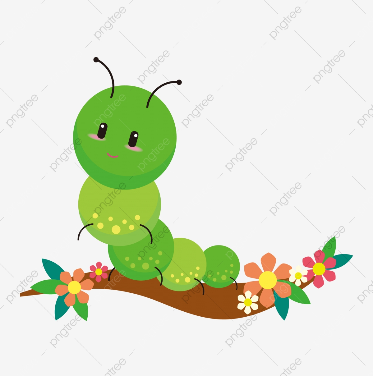 Caterpillar Cartoon Cartoon Clipart Cartoon Caterpillar Png And
