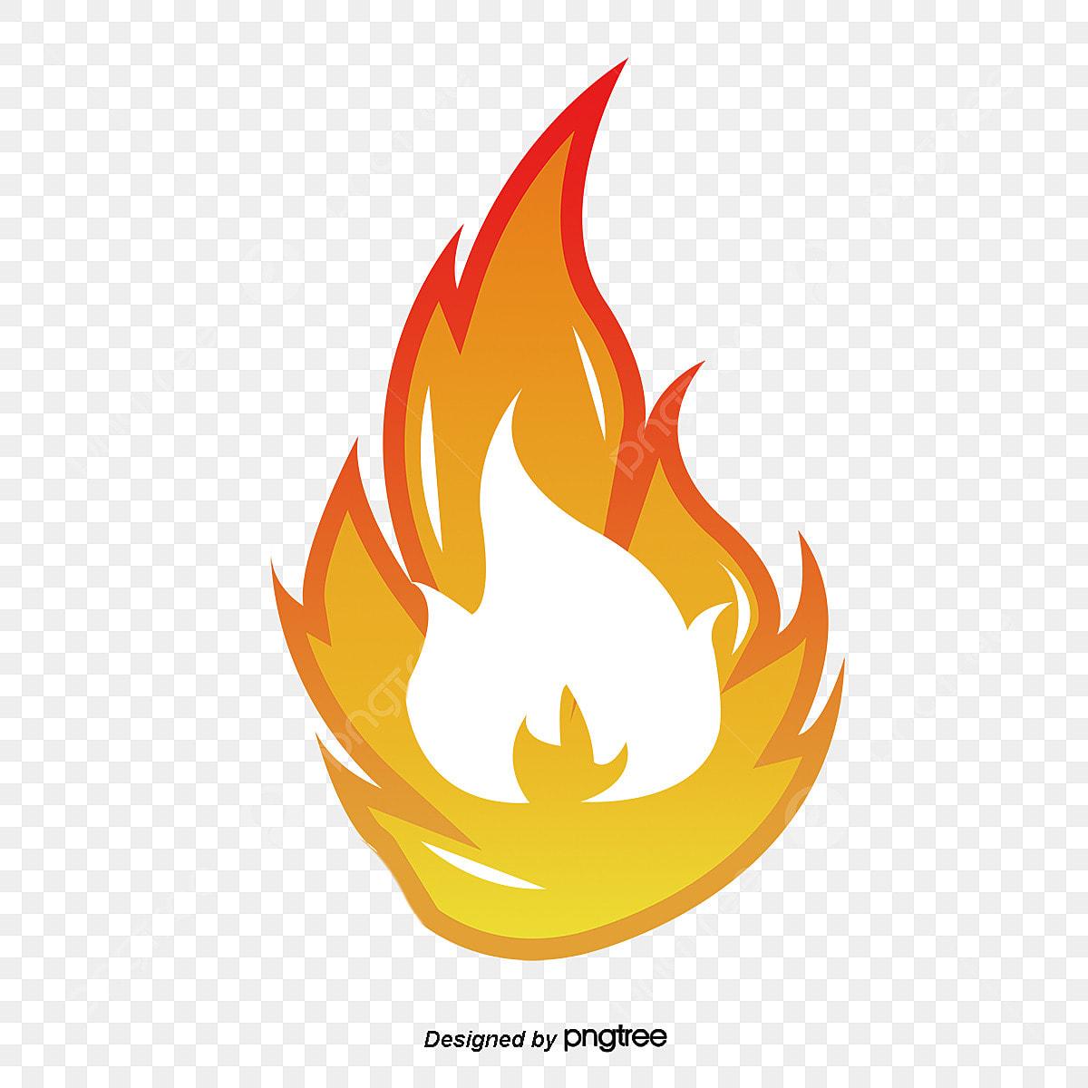 La Flamme De Dessins Animes Feu Dessin Centro De Feu Fichier