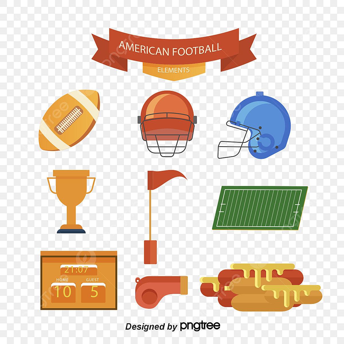Football Cartoon Icon, Football Vector, Cartoon Vector, Icon Vector