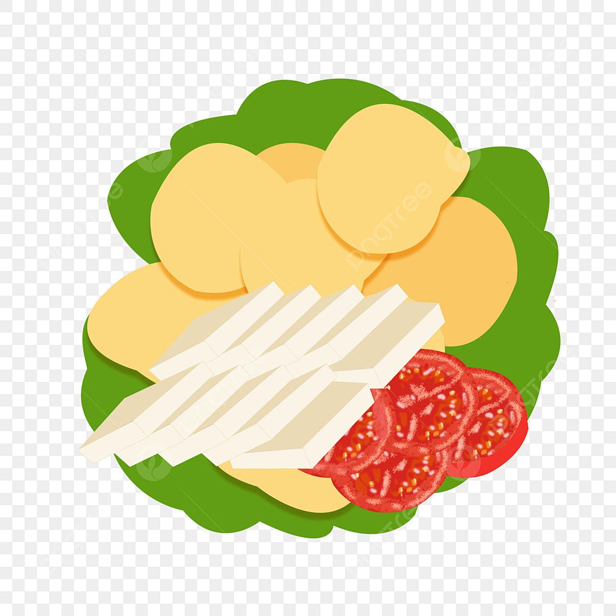 La Nourriture Frite Pommes De Terre Chips De Pomme De