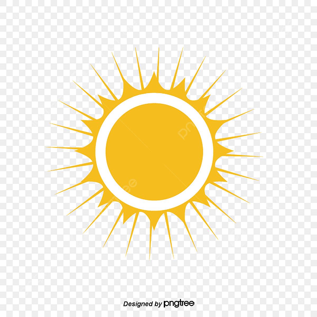 Cahaya Dari Sumber Cahaya Sumber Cahaya Kartun Matahari PNG