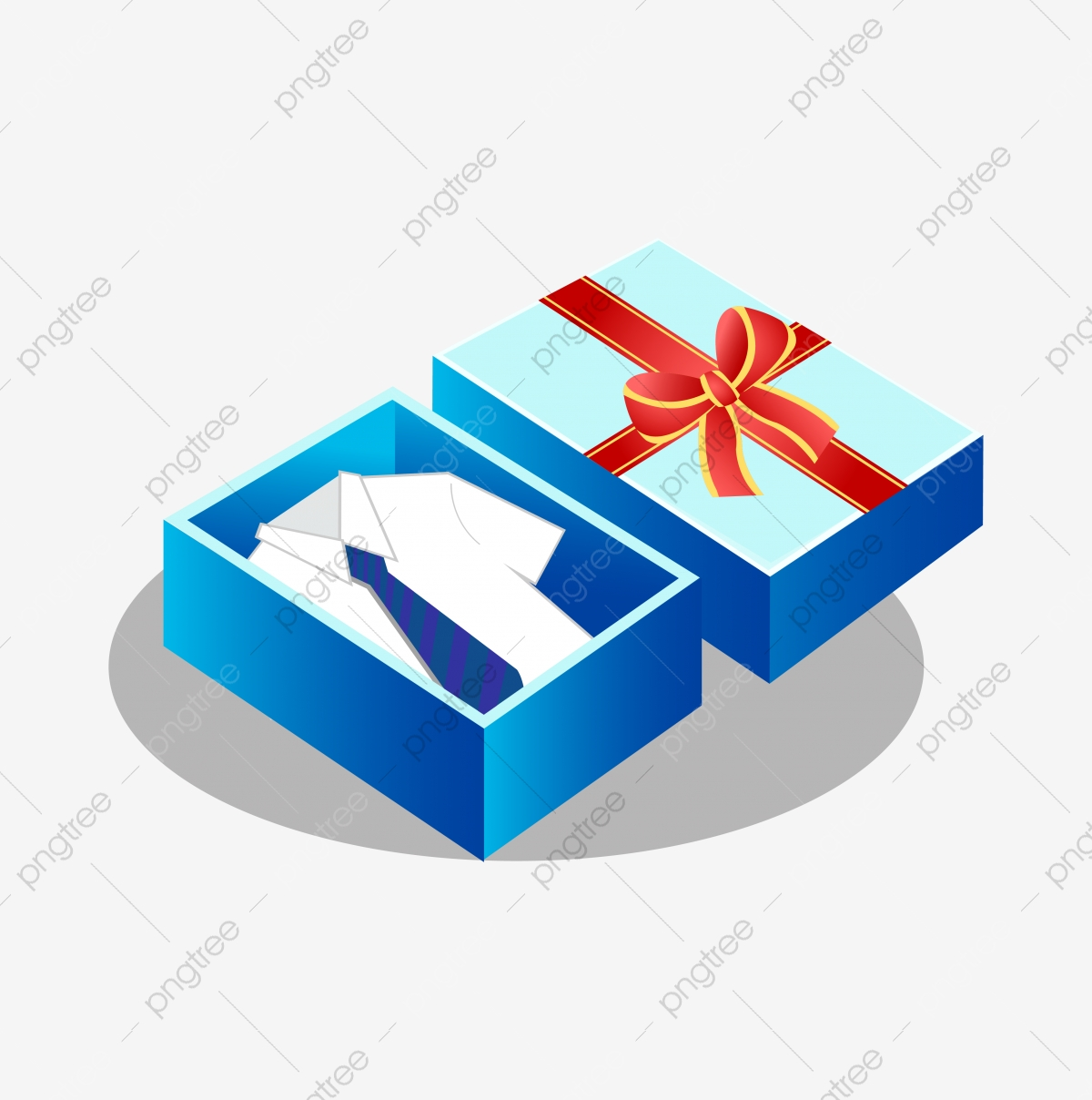Opened gift box Vector Image - 1934263 | StockUnlimited