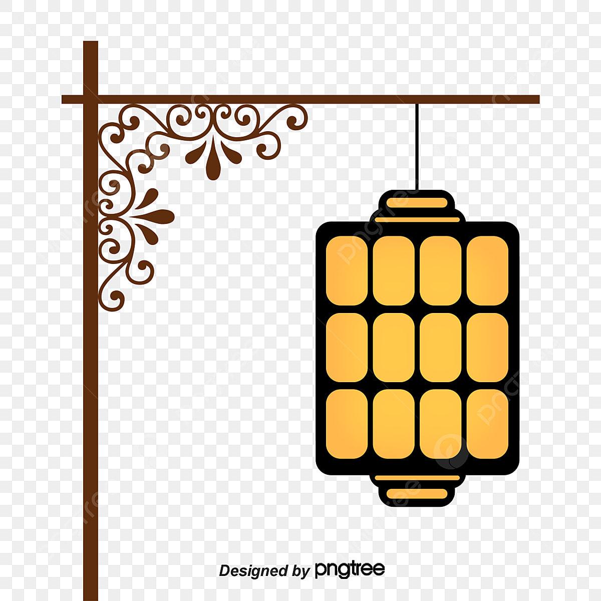Lampu Hiasan Vektor Quran Lampu Ramadan Al Quran PNG Dan