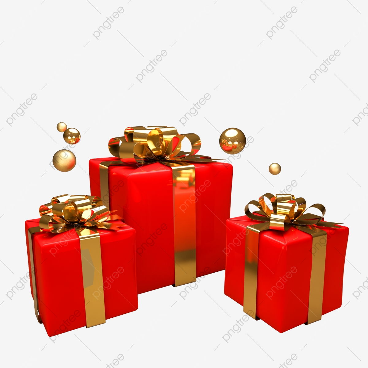 Red Texture Gift Box Gift Clipart Open Empty Png