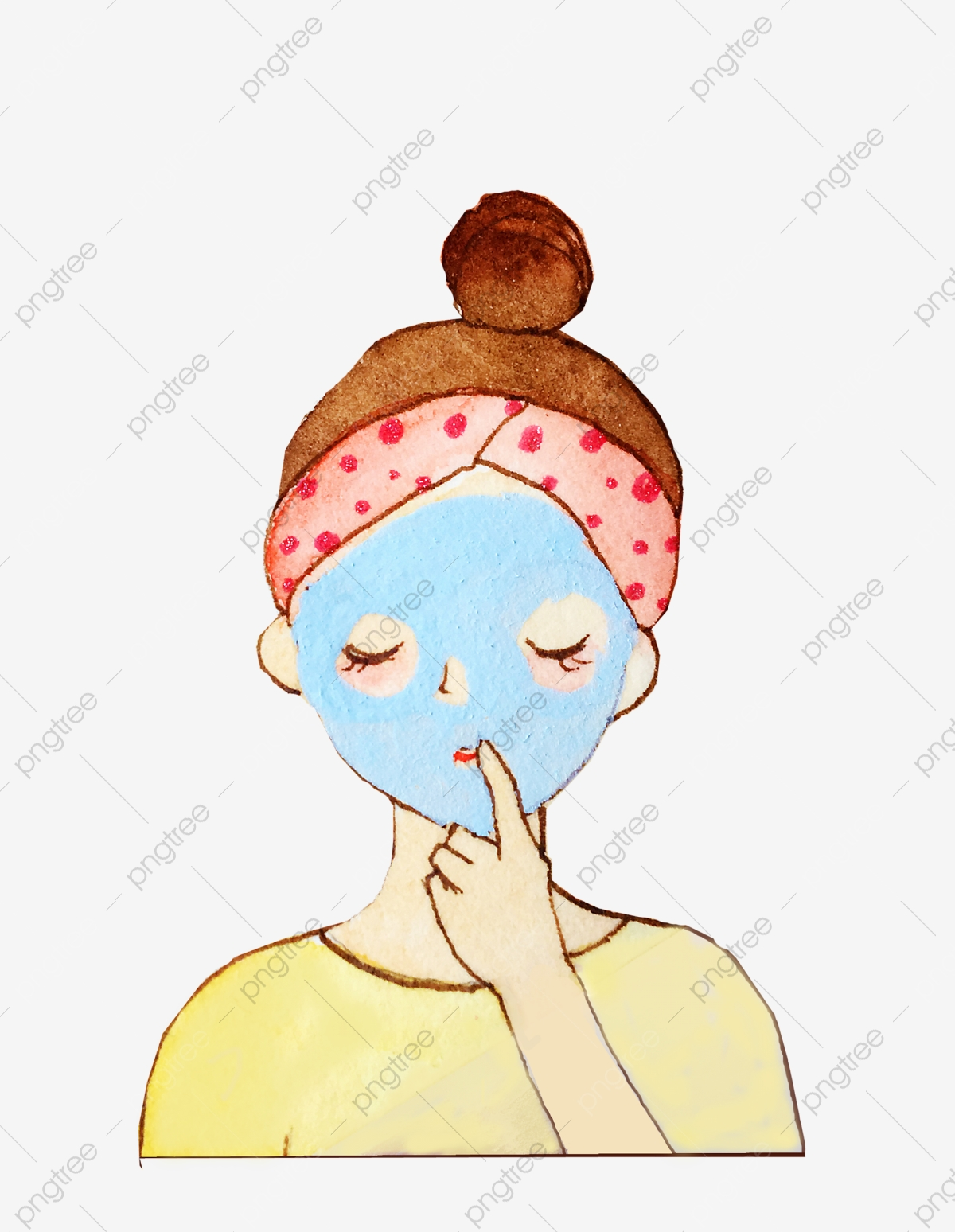 Skincare Model Beauty Cosmetology Skin Care Png Transparent Clipart Image And Psd File For Free Download